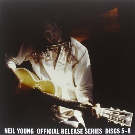 Виниловая Пластинка Young, Neil Official Release Series Discs 5-8 виниловые пластинки neil young on the beach 140 gram