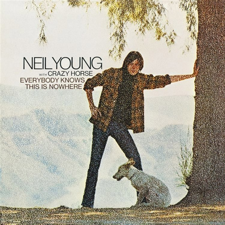 Виниловая пластинка Young, Neil / Crazy Horse, Everybody Knows This Is Nowhere (0093624978671)