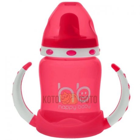 Поильник Happy baby Ergo Cup 14005 (Red)