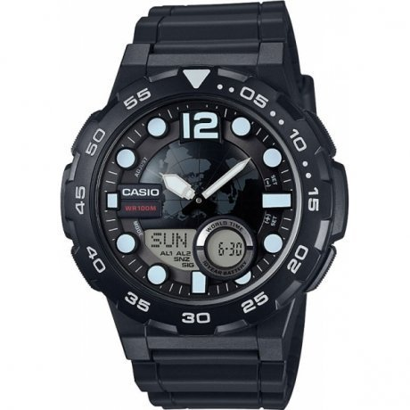 Наручные часы Casio Combinaton Watches AEQ-100W-1A