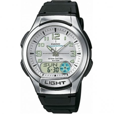 Наручные часы Casio Combinaton Watches AQ-180W-7B casio aq 180w 7b
