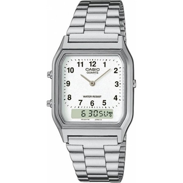 Наручные часы Casio Combinaton Watches AQ-230A-7B наручные часы casio combinaton watches aeq 100w 1b