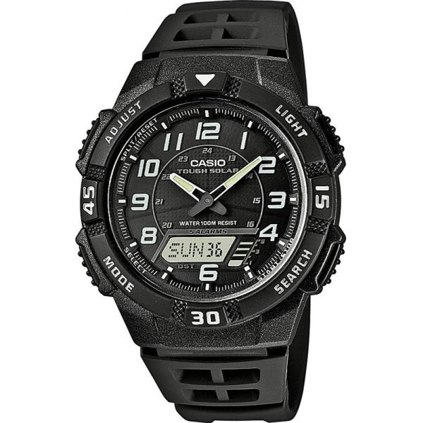Наручные часы Casio Combinaton Watches AQ-S800W-1B наручные часы casio combinaton watches aeq 100w 1b