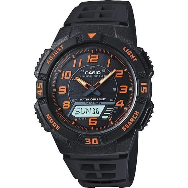 Наручные часы Casio Combinaton Watches AQ-S800W-1B2 наручные часы casio combinaton watches aq s810w 1a4