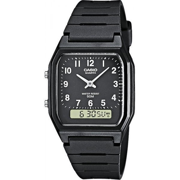 Наручные часы Casio Combinaton Watches AW-48H-1B наручные часы casio combinaton watches aeq 100w 1b