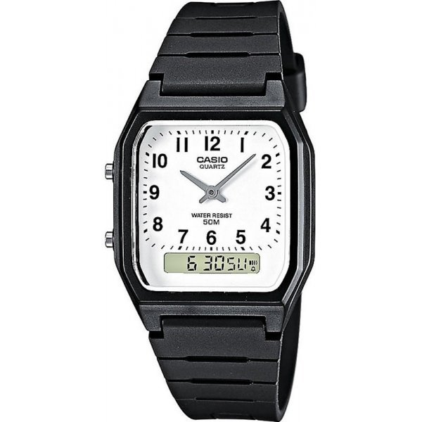 Наручные часы Casio Combinaton Watches AW-48H-7B наручные часы casio combinaton watches aq s810w 1a4