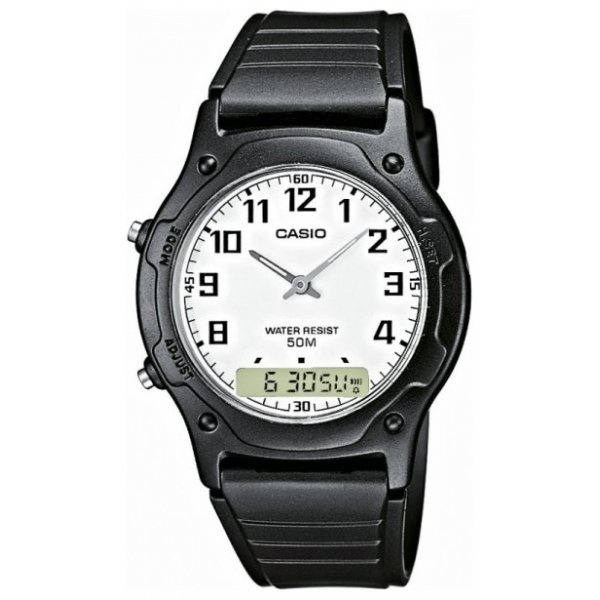 Наручные часы Casio Combinaton Watches AW-49H-7B цена и фото