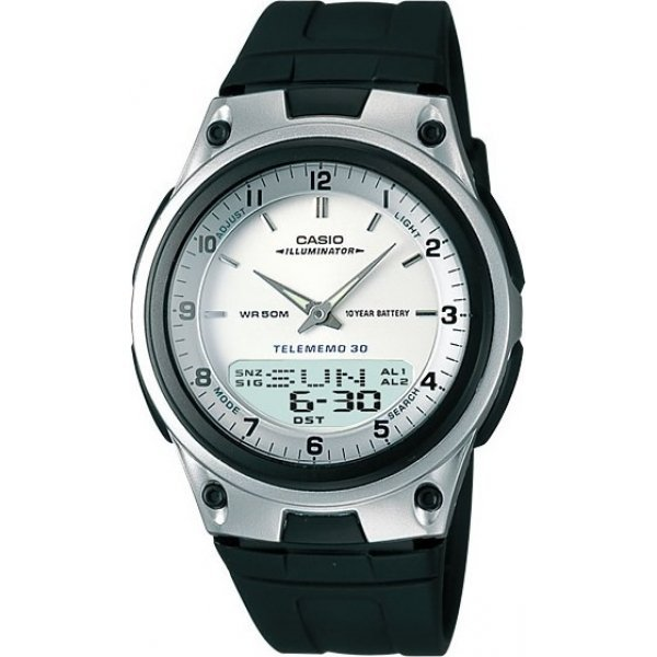 Наручные часы Casio Combinaton Watches AW-80-7A цена