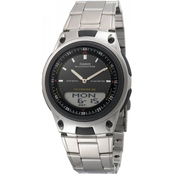 Наручные часы Casio Combinaton Watches AW-80D-1A casio aw 80d 1a2
