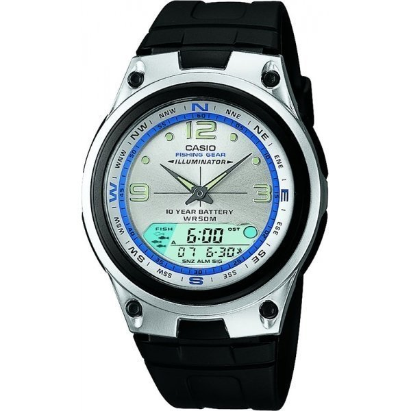 Часы Casio Fishing Gear Инструкция - mtermo