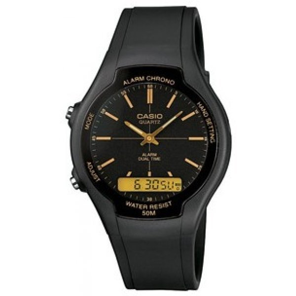 Наручные часы Casio Combinaton Watches AW-90H-9E