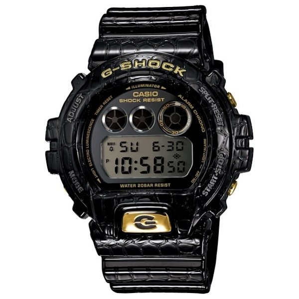 Наручные часы Casio G-Shock DW-6900CR-1E абхъянга 2 часа