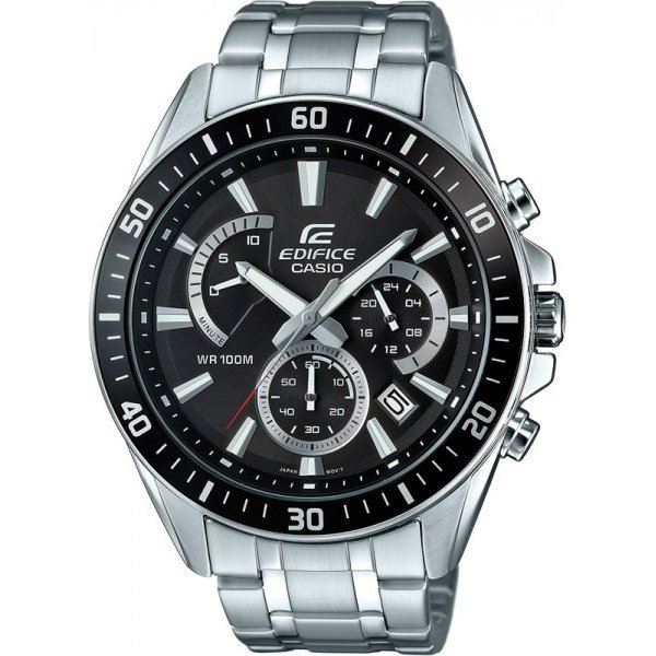 Наручные часы Casio Edifice EFR-552D-1A casio edifice ef 316d 1a