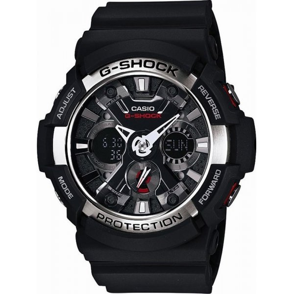 Наручные часы Casio G-Shock GA-200-1A casio ga 110rg 1a