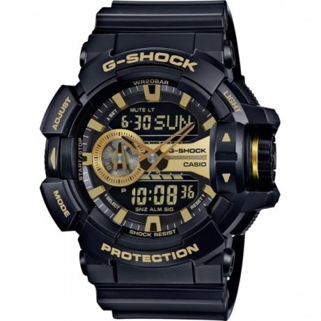 Наручные часы Casio G-Shock GA-400GB-1A9 casio g shock ga 100cf 1a9
