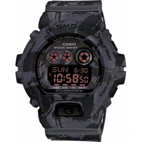 Наручные часы Casio G-Shock GD-X6900MC-1E часы casio gd x6900mc 3e