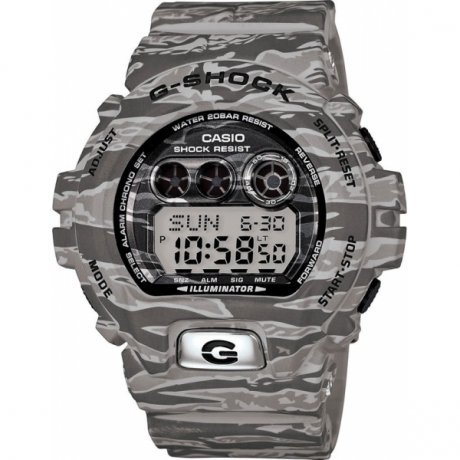 Наручные часы Casio G-Shock GD-X6900TC-8E casio gd x6900tc 5e