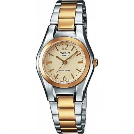 Наручные часы Casio Standart LTP-1280PSG-9A часы casio collection ltp 1280psg 9a grey gold
