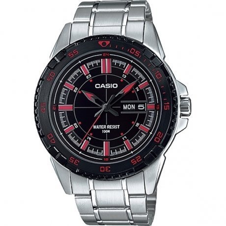 Наручные часы Casio Diver Look MTD-1078D-1A1 lady morgana