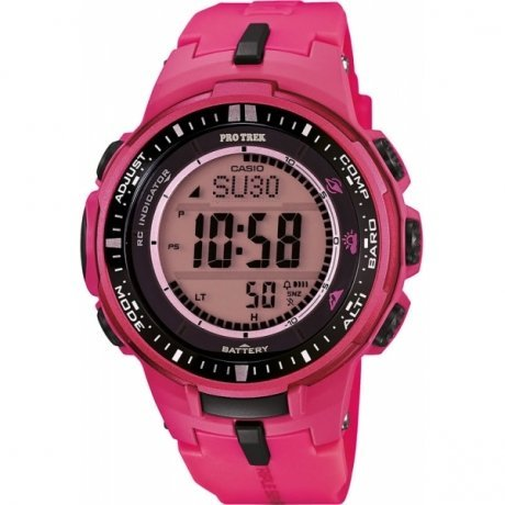 Наручные часы Casio Pro-Trek PRW-3000-4B casio watch solar outdoor sports climbing table waterproof male watch prw 3000 1a prw 3000 1d prw 3000 2b prw 3000 4b