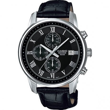 Наручные часы Casio BEM-511L-1A часы casio collection bem 511l 7a black grey