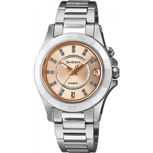 Наручные часы Casio SHE-4509SG-4A casio she 3058spg 4a