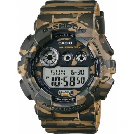 Наручные часы Casio GD-120CM-5E casio casio gd x6900mc 5e