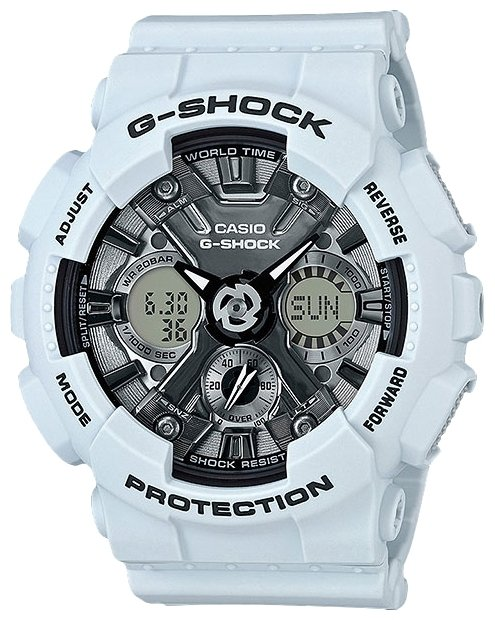 Наручные часы Casio GMA-S120MF-2A casio gma s110f 2a casio