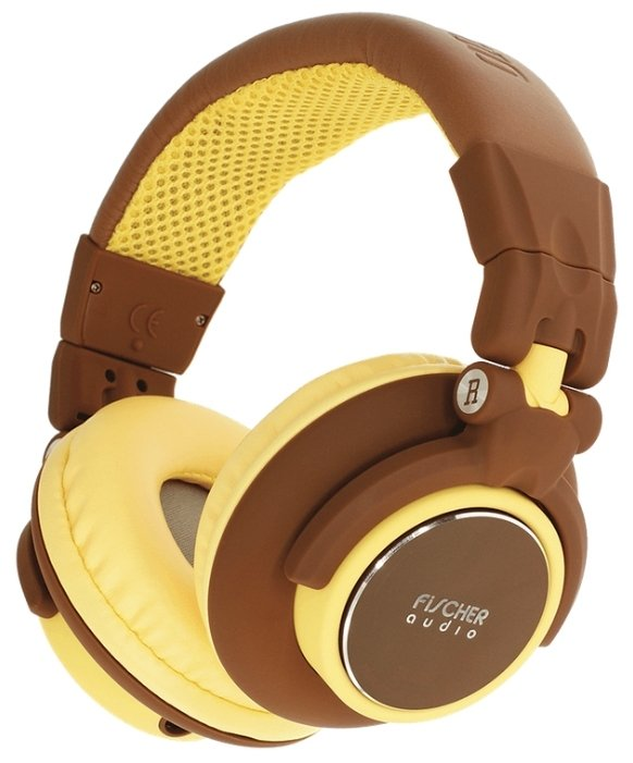 Наушники Fischer Audio FA-005 Brown fischer audio fa 791