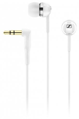 Наушники Sennheiser CX 1.00 White наушники sennheiser cx 1 00 white