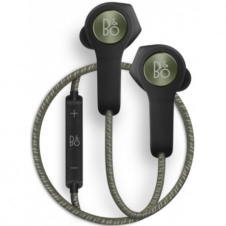 Наушники Bang & Olufsen BeoPlay H5 Special Edition Moss Green накладные наушники bang