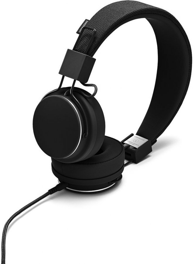 Наушники Urbanears PLATTAN 2 Black наушники urbanears plattan adv wireless black