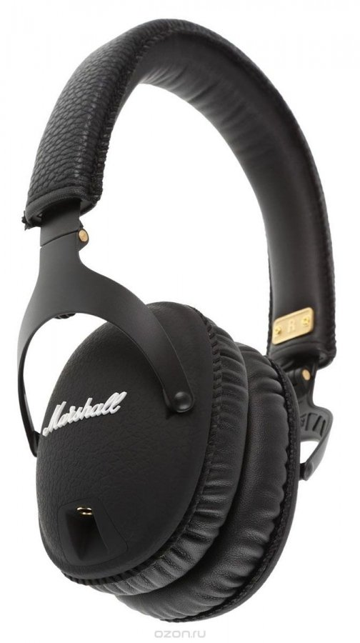 Наушники Marshall Monitor Bluetooth Black