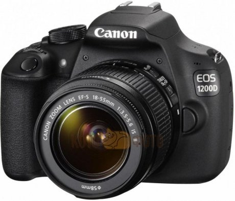 Зеркальный фотоаппарат Canon EOS 1200D Kit 18-55 IS II