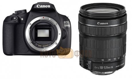 ���������� ����������� Canon EOS 1200D kit EF-S 18-135mm f3.5-5.6 IS