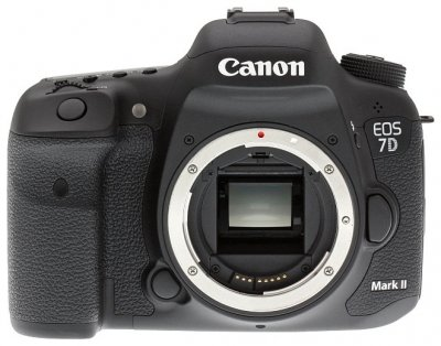 Фотоаппарат зеркальный Canon EOS 7D mark II Body фотоаппарат canon eos 7d mark ii body w e1