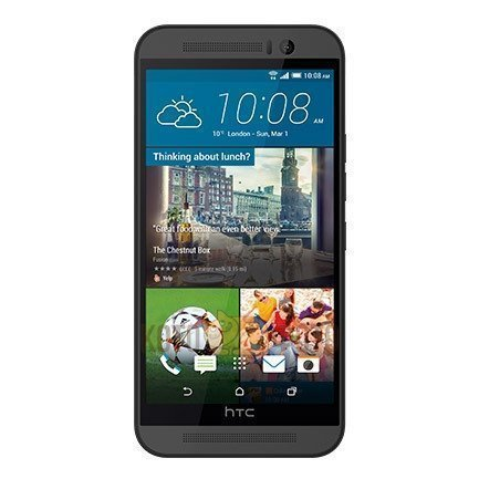 Смартфон HTC One M9 Gunmetal Grey