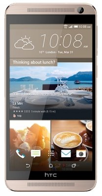 Смартфон HTC One E9 Plus Dual Sim Silver