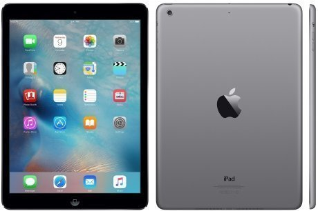 Планшет Apple iPad Air 2 Wi-Fi 32Gb Space Grey (MNV22RU/A)