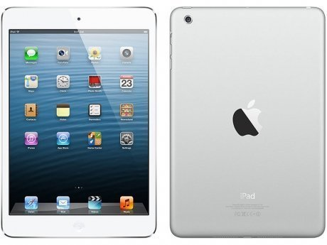 Планшет Apple iPad mini 4 Wi-Fi Cellular 128Gb Silver (MK772RU/A)