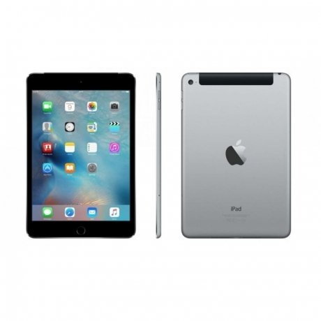 Планшет Apple iPad mini 4 Wi-Fi Cellular 32Gb Space Grey (MNWE2RU/A)