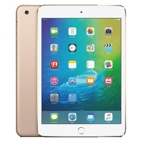 Планшет Apple iPad mini 4 Wi-Fi Cellular 32Gb Gold (MNWG2RU/A)