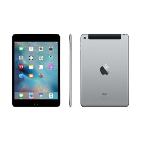 Купить Планшет Apple iPad mini 4 Wi-Fi 128Gb Space Grey (MK9N2RU/A)