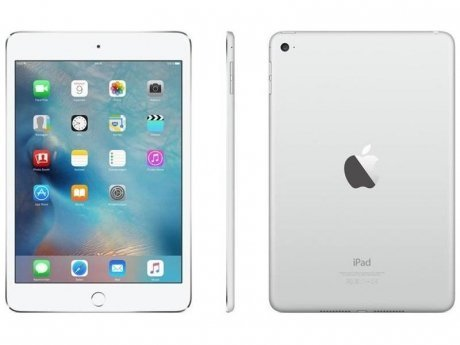 Планшет Apple iPad mini 4 Wi-Fi 128Gb Silver (MK9P2RU/A)