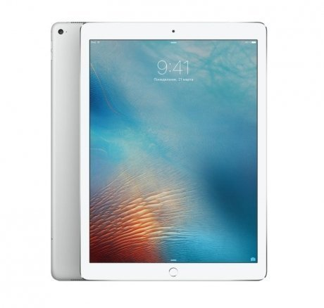 Планшет Apple iPad Pro 12,9 Wi-Fi 32GB Silver (ML0G2RU/A)