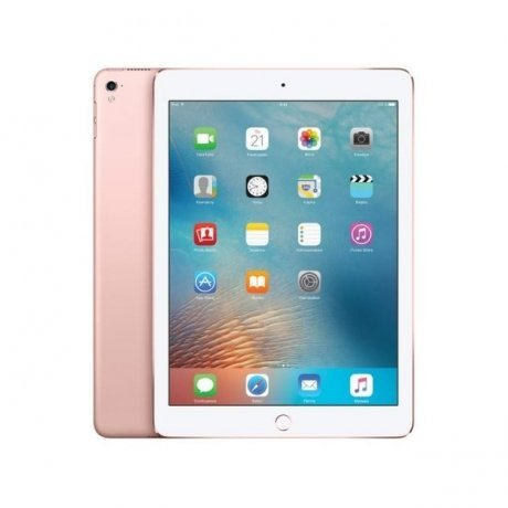 Планшет Apple iPad Pro 9,7 Wi-Fi Cellular 128GB PinkGold (MLYL2RU/A)