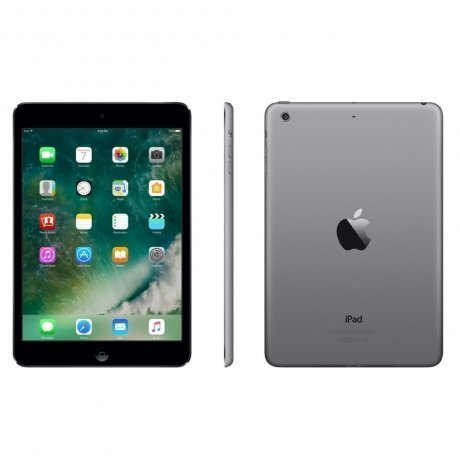 Планшет Apple iPad mini 2 32Gb Wi-Fi Space Gray (ME277RU/A)