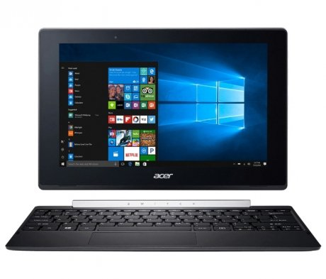 Планшет Acer SW5-017P-163Q 10.1&quot, 32Gb Wi-Fi Bluetooth Windows NT.LCWER.002 Black