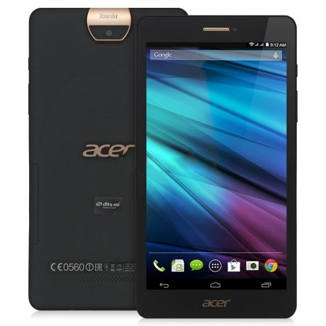 Планшет Acer Iconia Talk S A1-734 16Gb (NT.LCCEE.002) Black