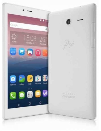 Планшет Alcatel Pixi 4 7.0 (8063-3BALRU1)White